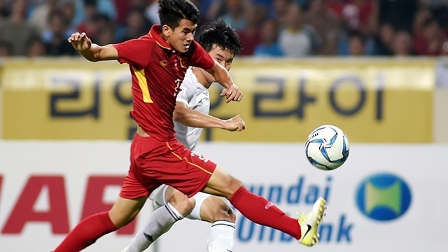 Football friendly: U22 Vietnam beat Korean All-Star team