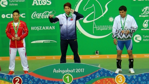 bd204db14f068e Vietnam wins two additional gold medals at AIMAG 2017 - Nhan Dan Online