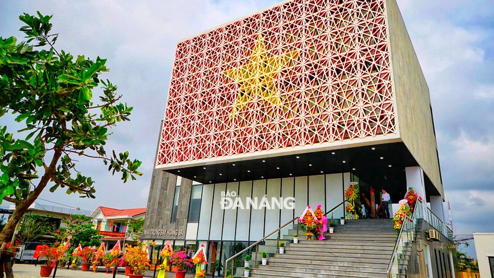Attractive Hoang Sa Exhibition House Inaugurated In Da Nang
