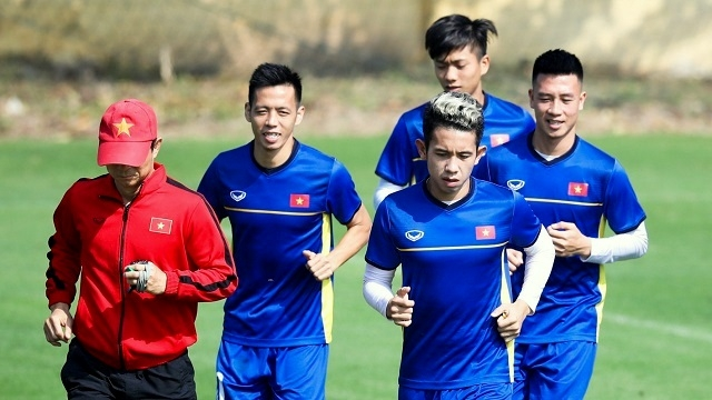 best loved df2b5 6a06c National squad return to training in preparation for AFF Cup ...