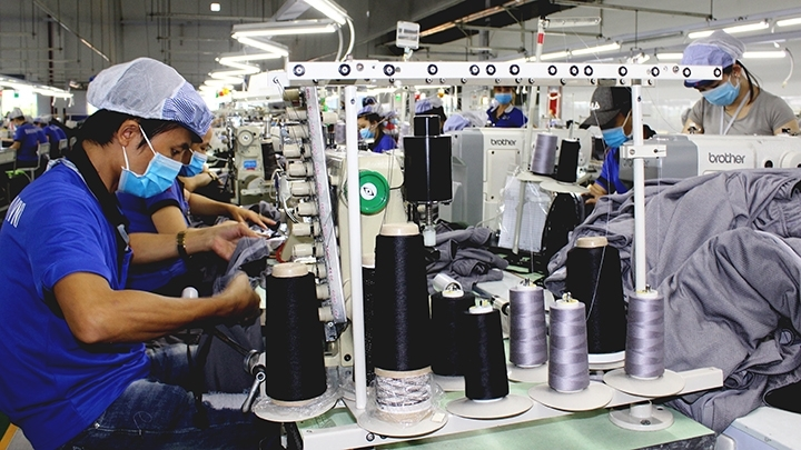 Promoting growth of garment and textile exports - Nhan Dan