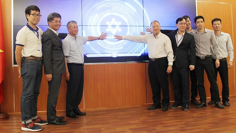 Image of article 'Vietnamese firms launch virtual conference solution CoMeet'