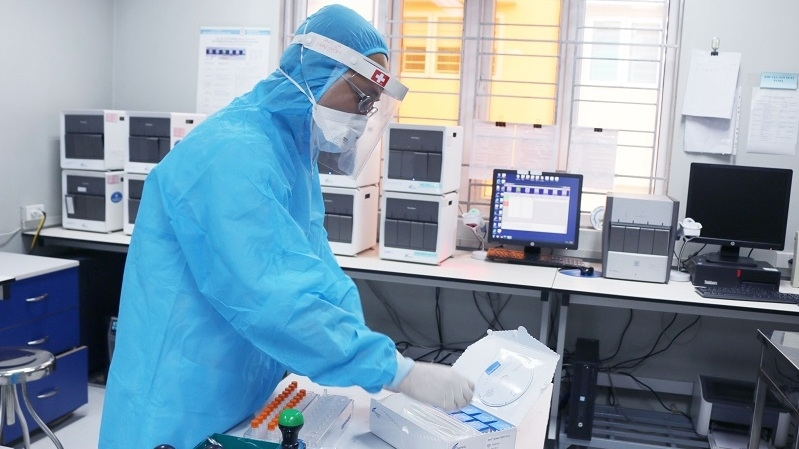 Vietnam documents two new domestically-transmitted COVID-19 infections