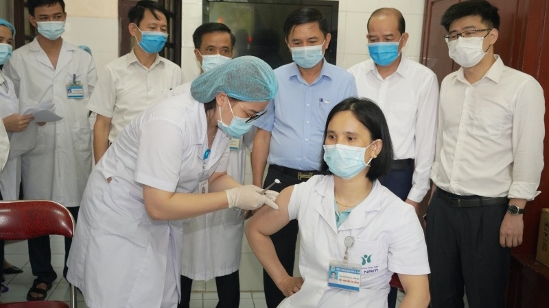 Third phase of COVID-19 vaccination campaign begins