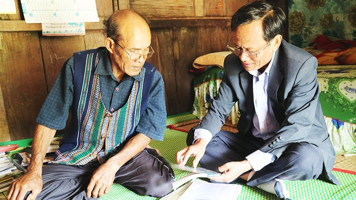 Researcher Dang Trong Ho: Preservation must be integrated with promoting traditional culture