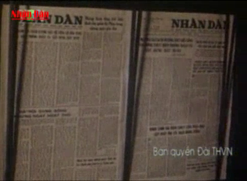 Nhan Dan newpaper celebrates its 60th anniversary